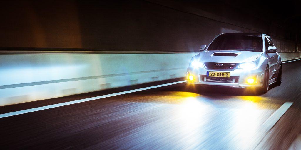 Productfotografie Subaru WRX - FotoFluvius